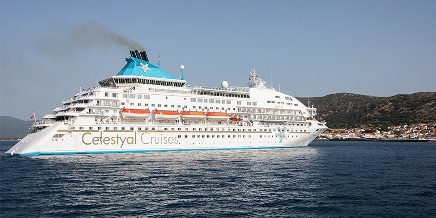 Celestyal Crystal yolcularını İstanbul'dan alacak