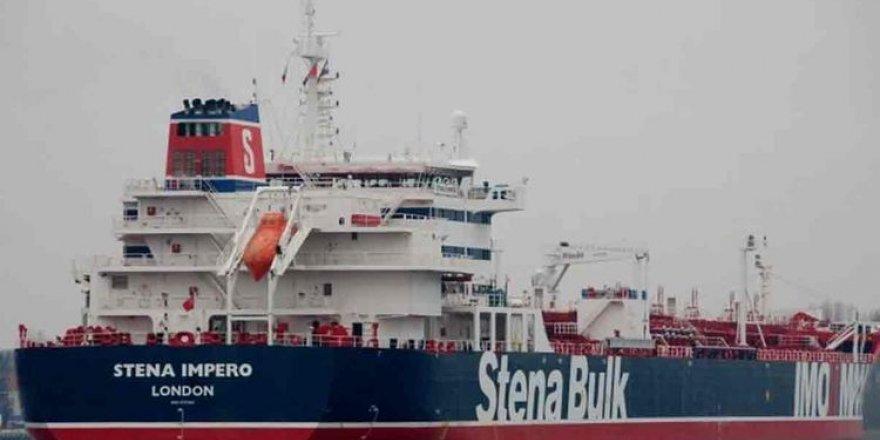 İran İngiliz denizcileri serbest bıraktı