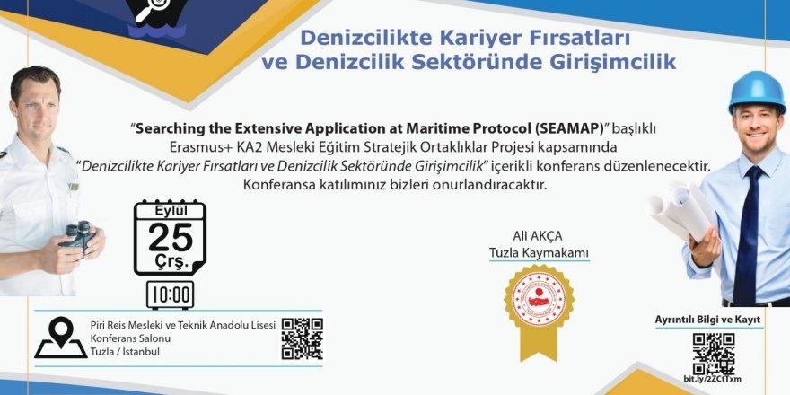 'Denizcilik'te Kariyer Günleri' konferansı