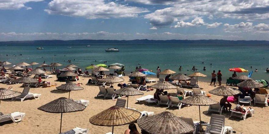 Saros Ege ve Akdeniz'e rakip olacak