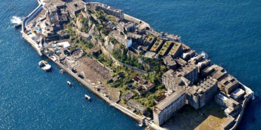 44 yıldır kimsenin giremediği hayalet ada
