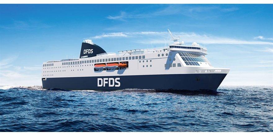 DFDS filosuna 2 feribot daha katıyor