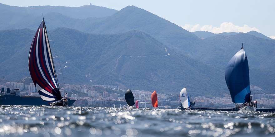 İzmir Körfezi'nde heyecan başlıyor