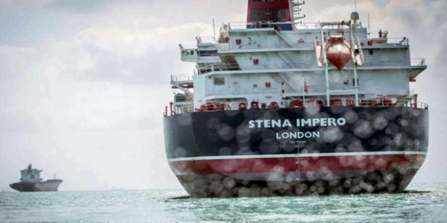 İran: İngiliz tankeri yakında serbest kalabilir