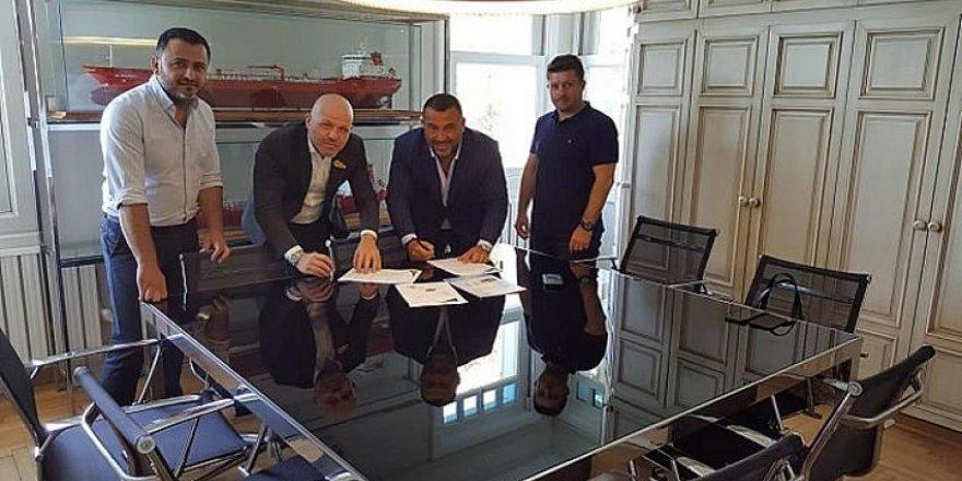 Yaf Diesel ile Mercan Group BWTS anlaşması