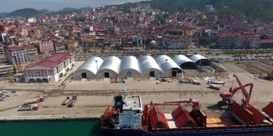 Giresun limanı ihracat üssü olmaya aday