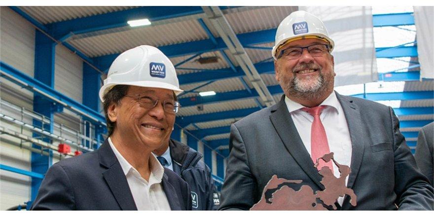 Dream Cruises'ın Global 2 inşaatı başladı