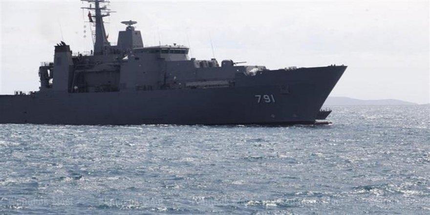 Donanmaya 2. havuzlu çıkarma gemisi