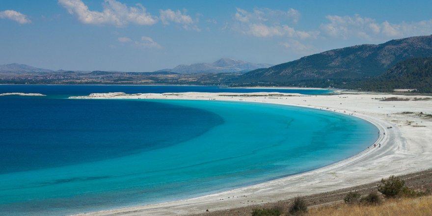 """Salda Gölü """"Turizm Merkezi"""" statüsünden çıkarıldı"""