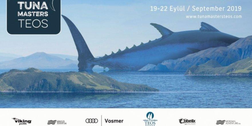 Balık turnuvası Tuna Masters Teos Devler Ligi 19-22 Eylül'de…