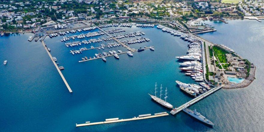 Yalıkavak Marina, Monaco'da Türkiye'yi temsil ediyor