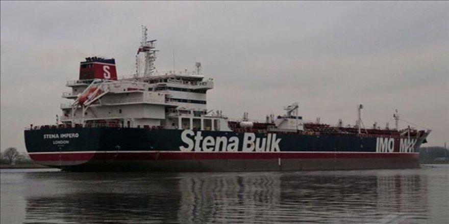 Steno Impero, İran'dan ayrıldı