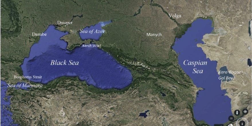 Karadeniz-Baltık arası suyolu