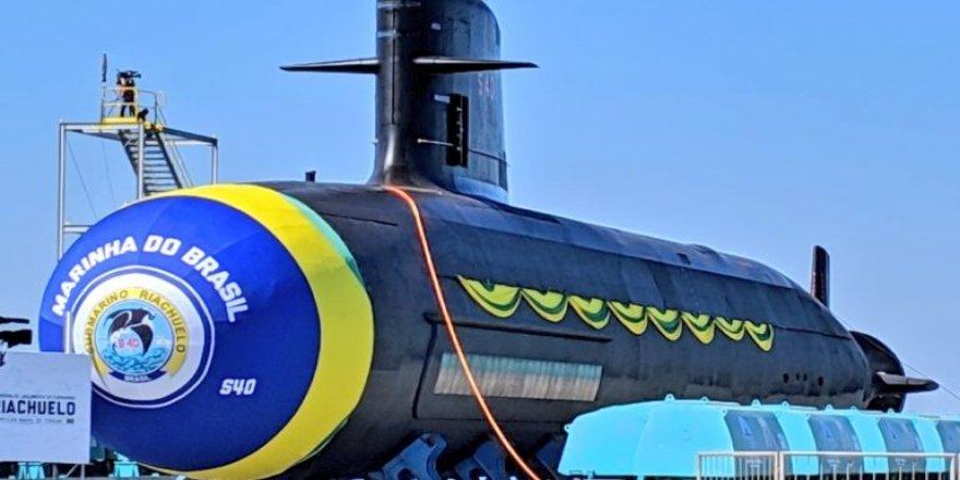 Riachuelo Denizaltısı testlere başladı