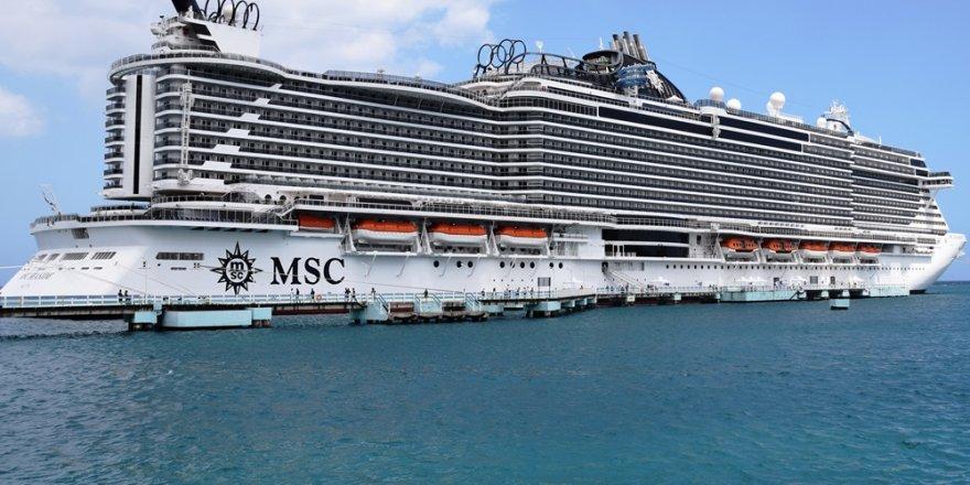 MSC, Cannes Körfezi'ni korumak için anlaşma imzaladı