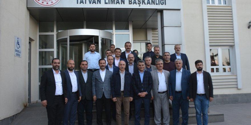Liman başkanları eğitim için toplandı