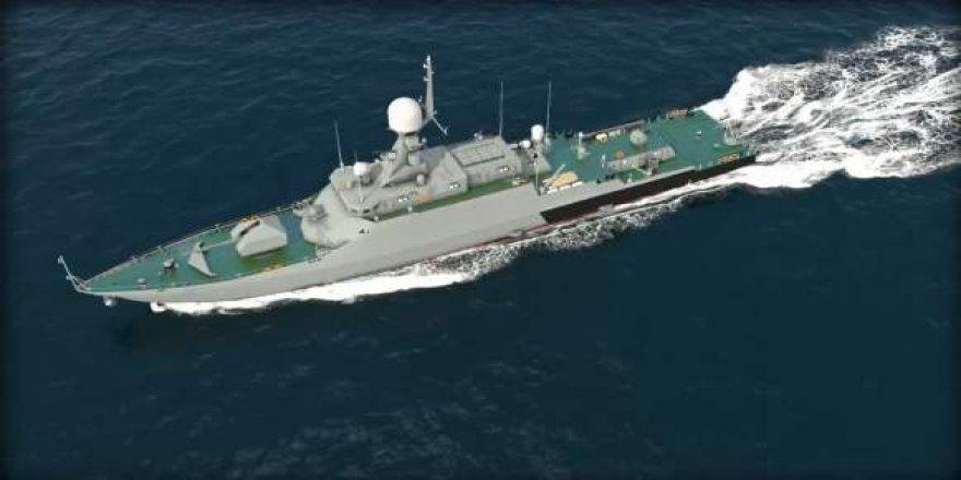 İnguşetya, Karadeniz'de testlerine başladı