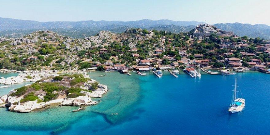 Türkiye'nin sakin güzeli: Kaleköy