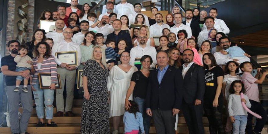 UZMAR ailesi 'BusinessLab'da buluştu
