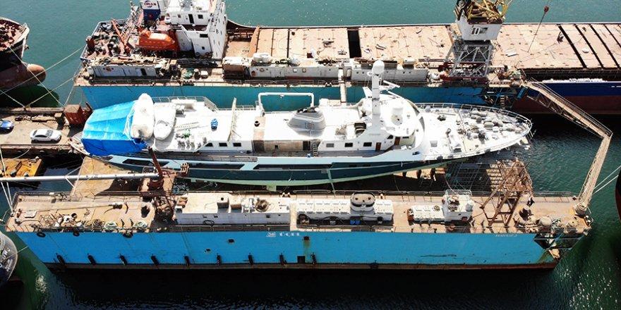Üçel Denizcilik, M/Y Voyager'i havuzladı