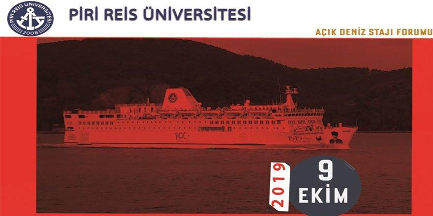 PRÜ'den Açık Deniz Stajı Forumu