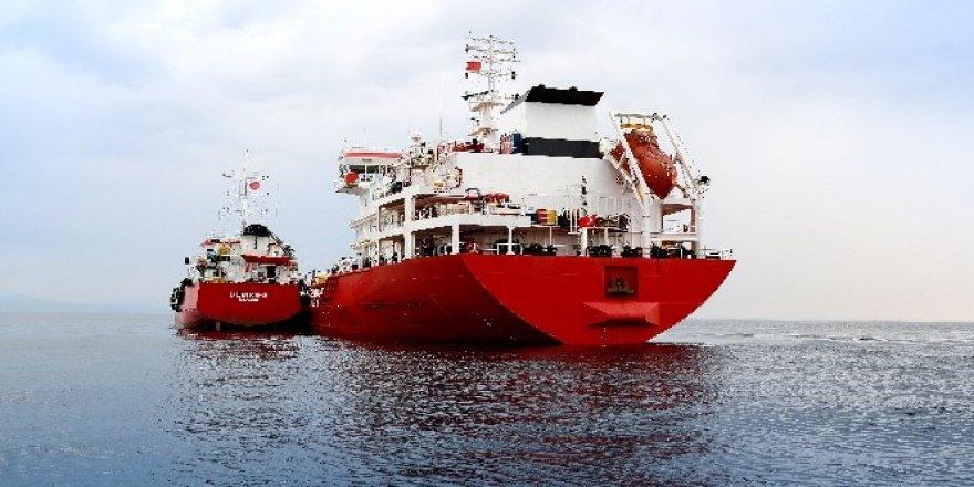 PO'dan ilk yeni nesil denizcilik yakıtı ikmali