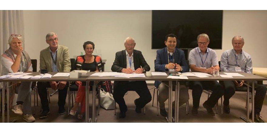Prof. Dr. Nazlıkul Viyana'da IFMANT Başkanı seçildi