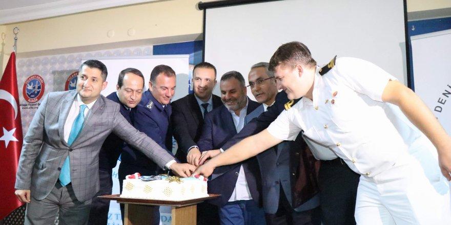 DTO Aliağa kuruluş yılını kutladı