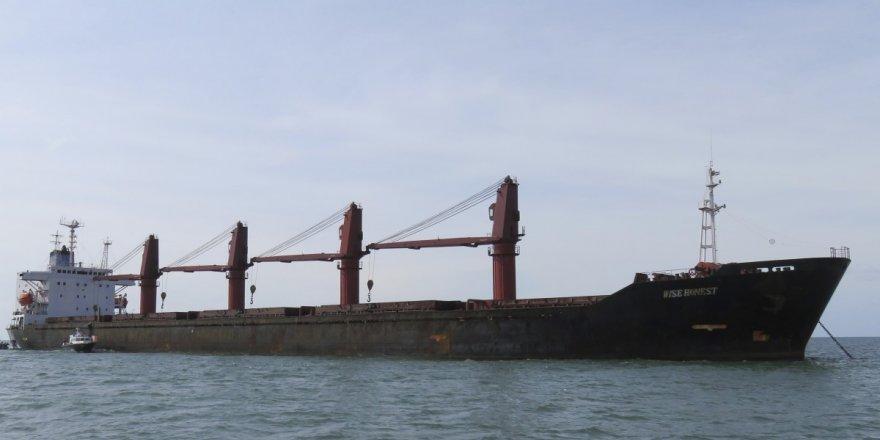 ABD, Kuzey Kore gemisini sattı
