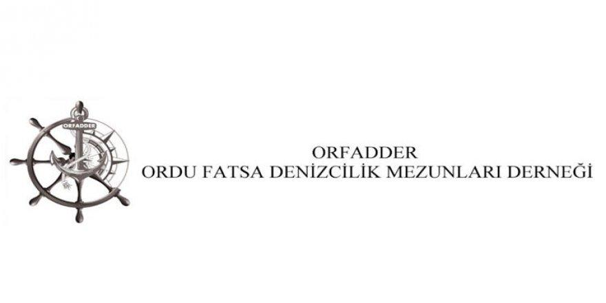 ORFADDER TÜRDEF'e katıldı