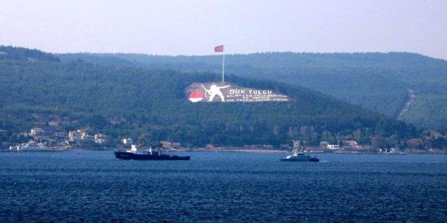 Rus savaş gemileri Akdeniz'e açılıyor