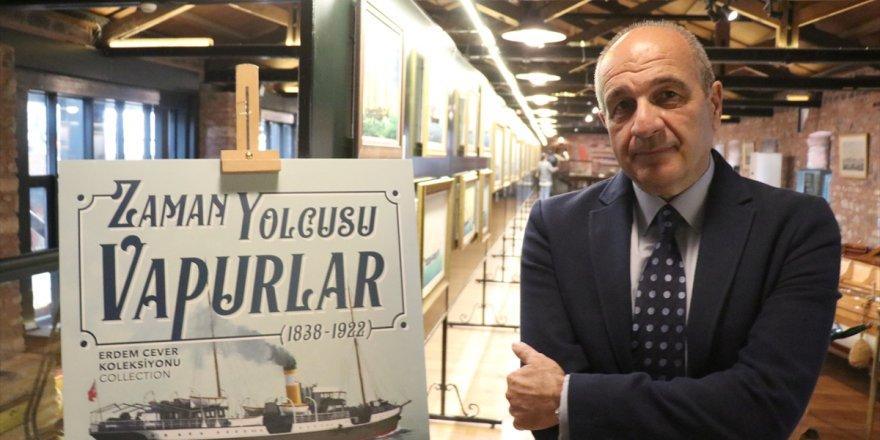 Türk bandıralı vapurlar Rahmi M. Koç Müzesi'nde