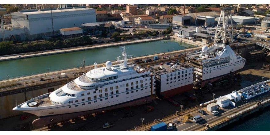 Windstar, yeni gemi yerine boy uzatıyor