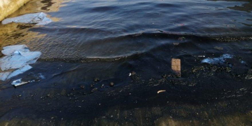 Aliağa'da denizi kirleten firmaya ceza