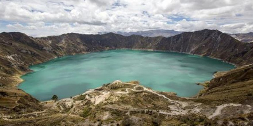 Dünyanın en büyük volkanı artık Filipinler'de