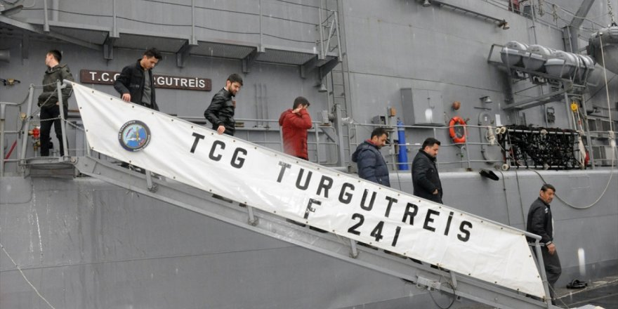 Deniz Kuvvetleri 29 Ekim'de kapılarını vatandaşlara açacak