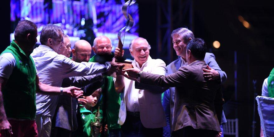 The Bodrum Cup ödülünün sahibi HIZIR 1 oldu