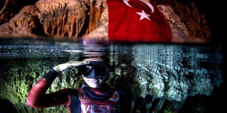 Şahika Ercümen, 90 metre sınırını aştı