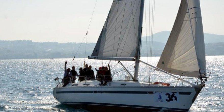Yelkenler Cumhuriyet Kupası için açıldı