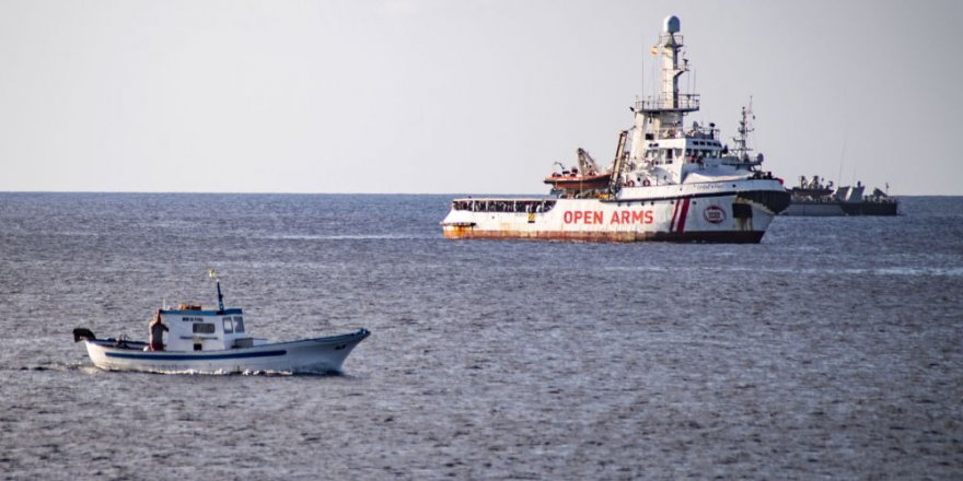 Akdeniz göçmenlerin bekleme salonu oldu!