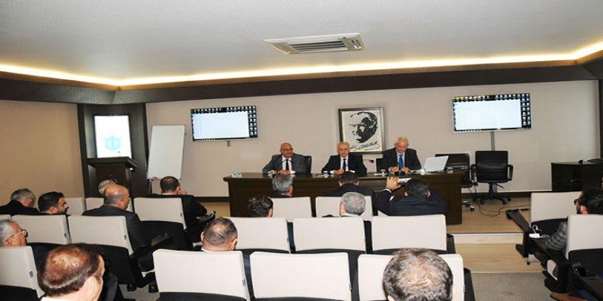 Liman işletmecileri, İskenderun'da toplandı