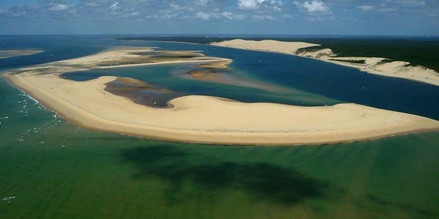 Avrupa'nın en gizemli kumulu Dune du Pilat