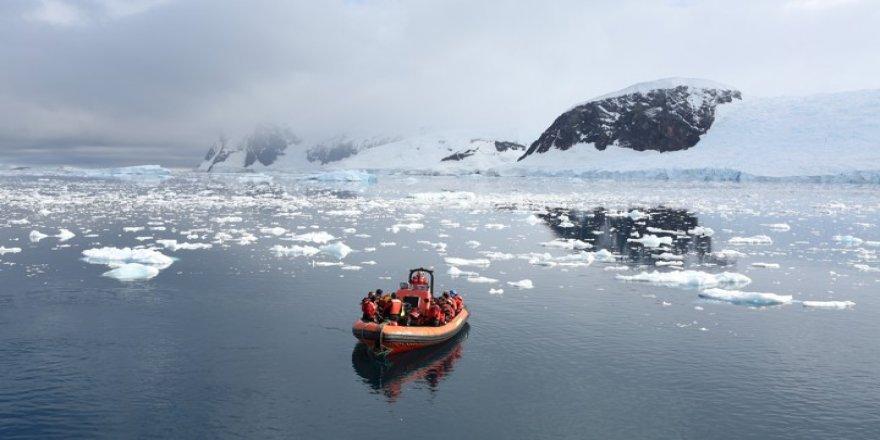 Antarktika görüşmeleri Rusya ve Çin engeline takıldı