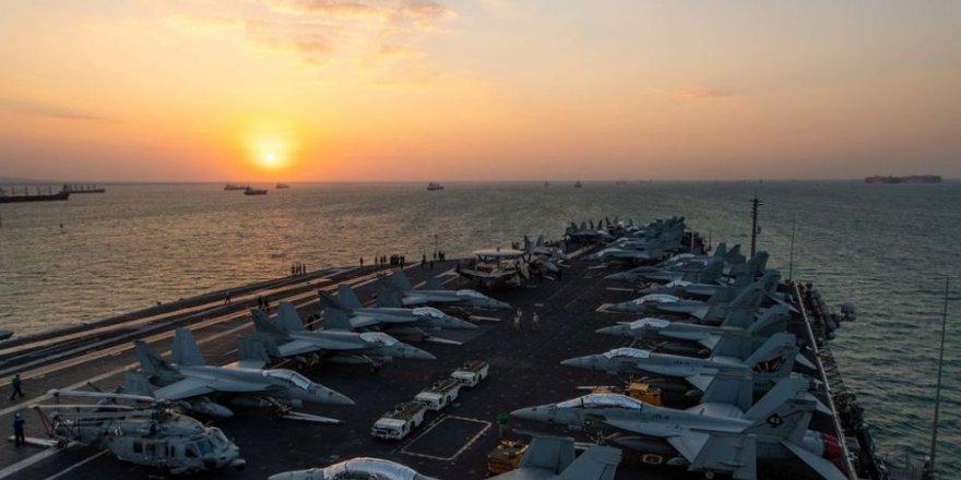 'Rusya, ABD uçak gemisi filosuna darbe vurabilir'