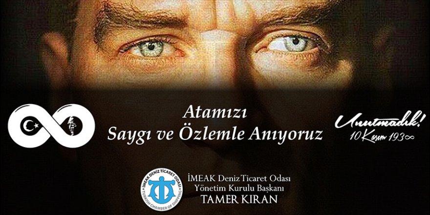 Atatürk, sonsuza kadar gönlümüzde yaşayacak