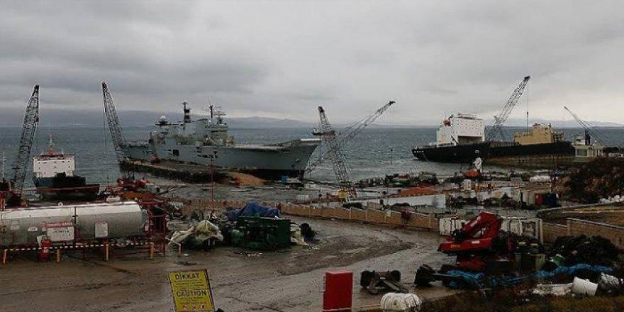 Hurda gemilerden ekonomiye 180 milyon dolar katkı