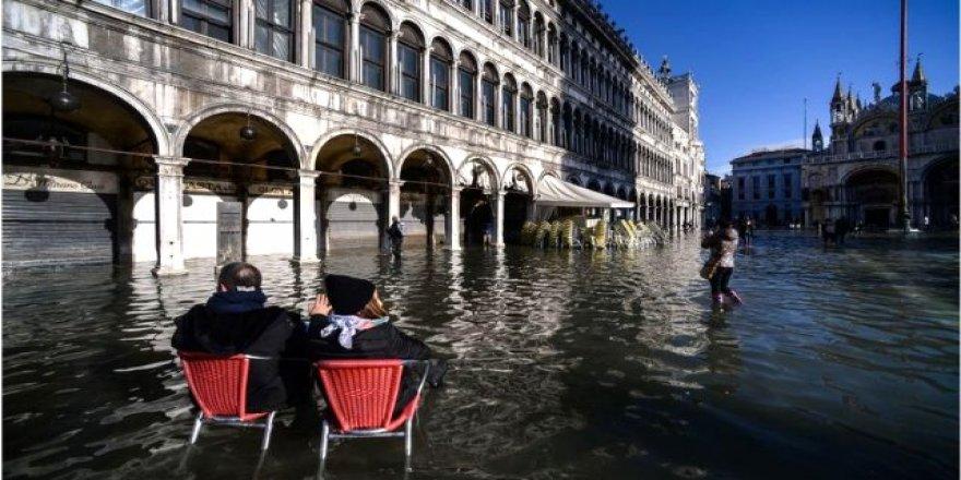 Venedik'te acil durum ilan edildi