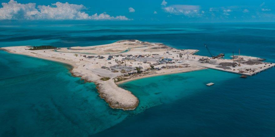 Ocean Cay MSC Marine Reserve açılıyor