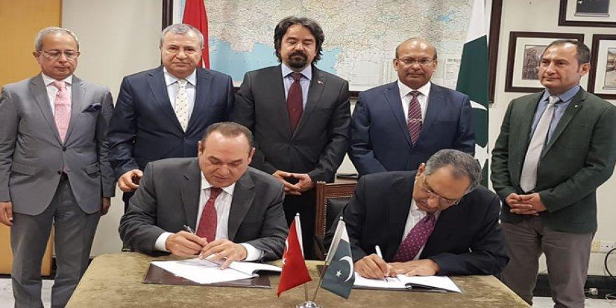 İstanbul Tersanesi, Pakistan ile sözleşme imzaladı