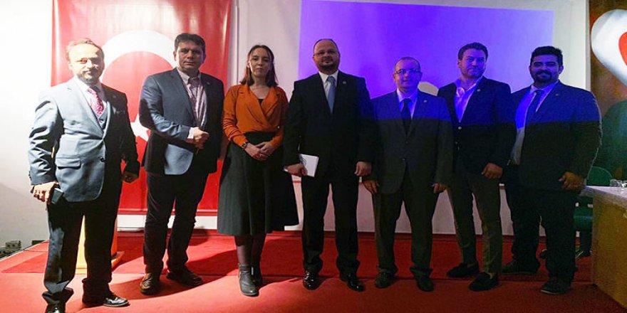 ODEMED'de dümene Teoman Mustafa Akyol geçti